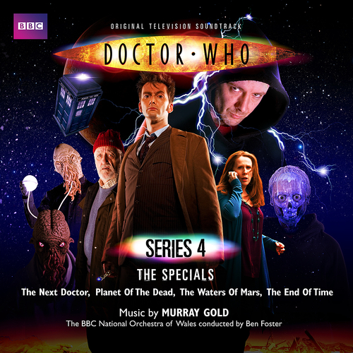 Murray Gold - Doctor Who: Series 4 - The Specials