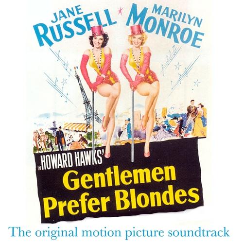 Marilyn Monroe & Jane Russell - Gentlemen Prefer Blondes: Original Motion Picture Soundtrack