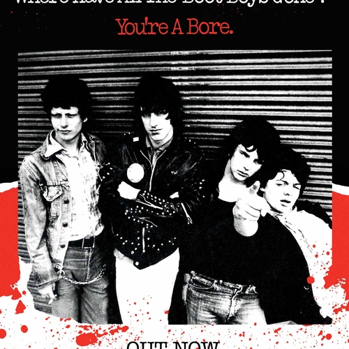 Slaughter And The Dogs - Where Have All The Bootboys Gone POSTER