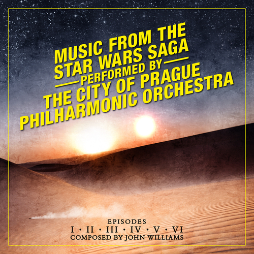 The City of Prague Philharmonic Orchestra - Music from the Star Wars Saga