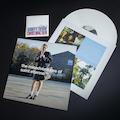 'The Misadventures Of Saint Etienne' White Vinyl with signed card/CD