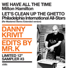Edits By Mr K. - Limited 12'' - Sampler #3