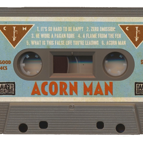 Billy Childish, CTMF - CTMF - Acorn Man Cassette (Cocoa Brown)