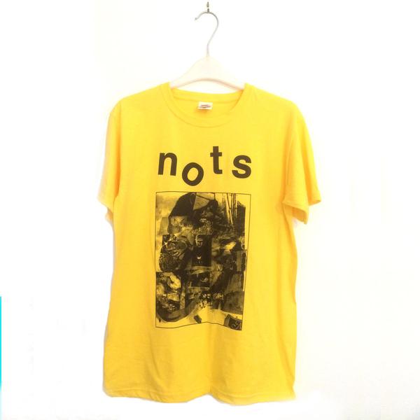 Nots Sale Item Yellow Nots T Shirt Heavenly Emporium
