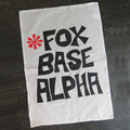 'Foxbase Alpha' Tea Towel