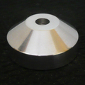 45RPM ADAPTOR CLASSIC - STAINLESS STEEL