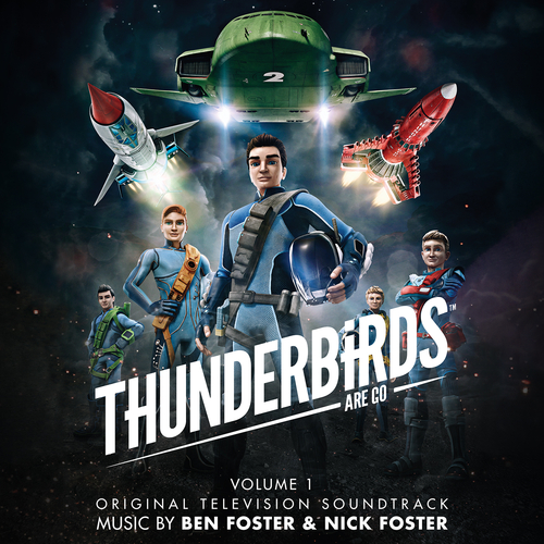Thunderbirds Are Go, Vol. 1 (Original Television Soundtrack)