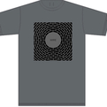 Wire T-Shirt (Charcoal)