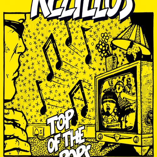 The Revillos! - Rezillos / Top Of The Pops poster