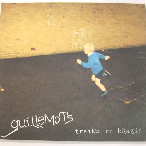Trains To Brazil CD EP