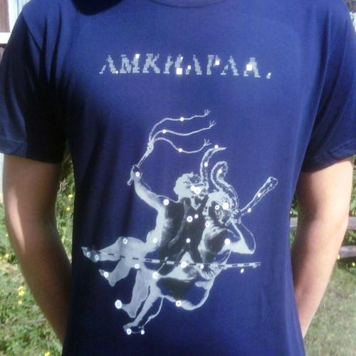 SOISONG - AMKHAPAA ORGANIC STARWORLD EDITION T-SHIRT