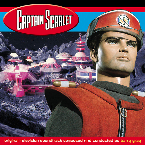 Original Television Soundtrack - Captain Scarlet