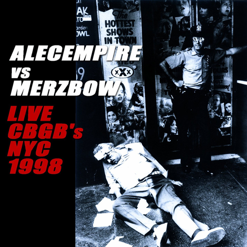 Alec Empire vs. Merzbow - Live CBGB's NYC