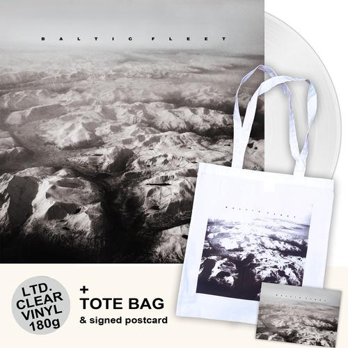 Baltic Fleet - 'The Dear One' Ltd. 180g Clear Vinyl + Tote Bundle
