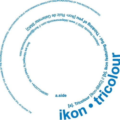Ikon - Tricolour
