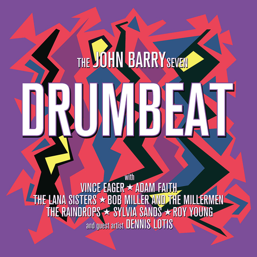 Various Artists - John Barry Presents: Drumbeat