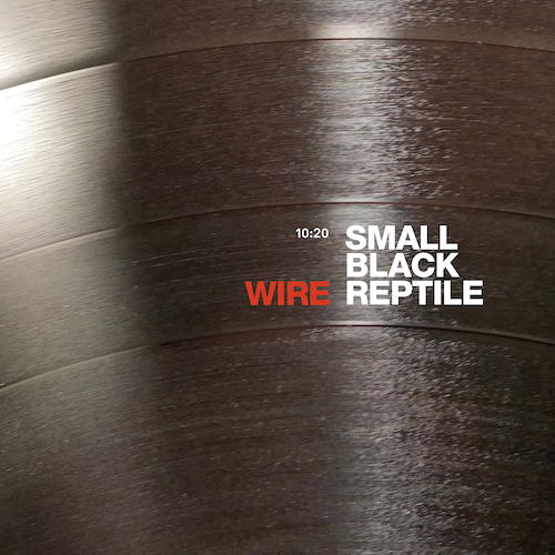 Wire - Small Black Reptile