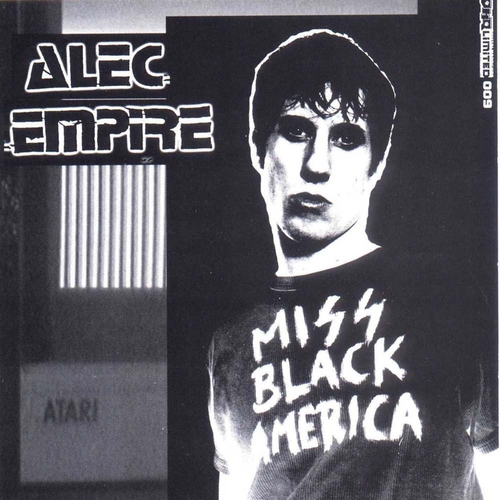 Alec Empire - Miss Black America