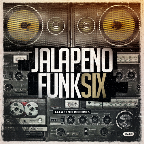 Various Artists - Jalapeno Funk Vol. 6