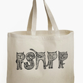 Psapp Cat Tote Bag