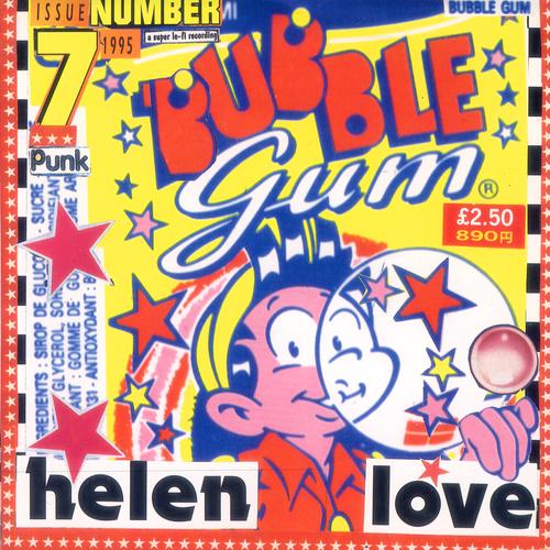 Helen Love - Bubblegum