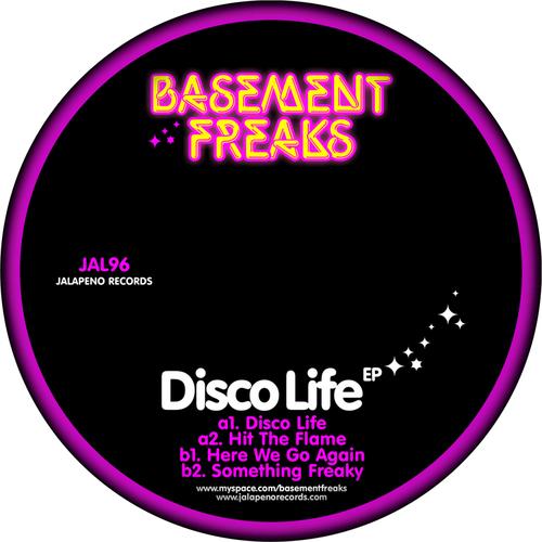 Basement Freaks - Disco Life EP