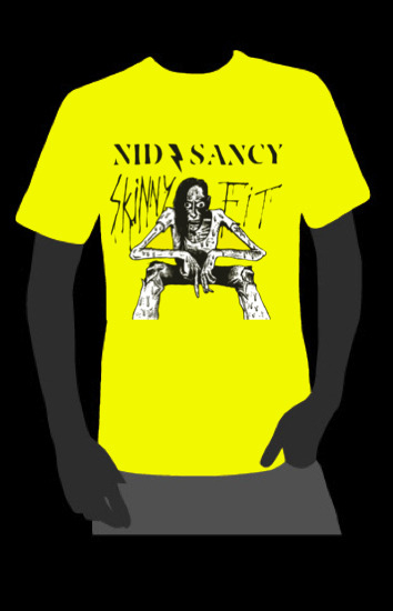 Nid & Sancy - NIDϟSANCY - SKINNY FIT 'RANDY' SHIRT (SOLD OUT)