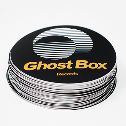Ghost Box Sticker