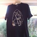 Nine Black Alps Black Tiger T-shirt