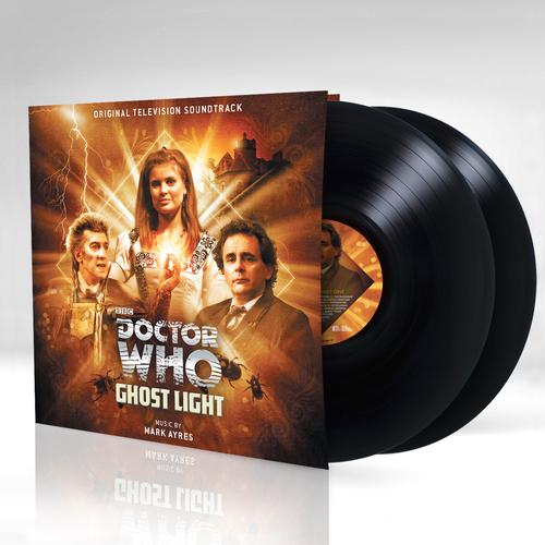 "Mark Ayres - Ghostlight 12"" Double Vinyl"