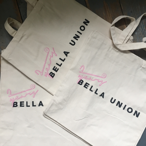 Bella Union 20th Anniversary Tote Bag