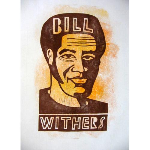 Jeb Loy Nichols - Bill Withers print