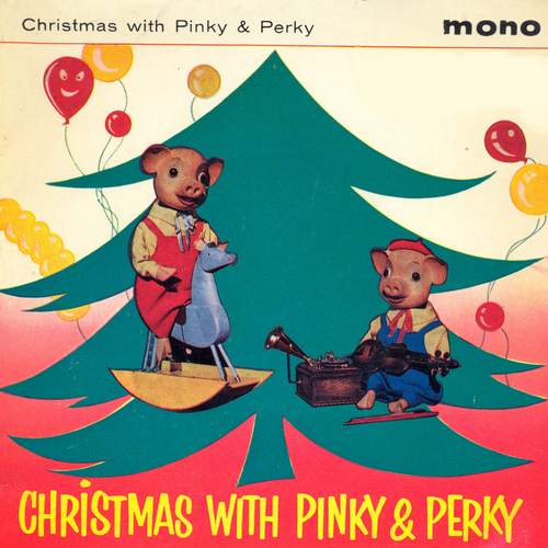 Pinky and Perky - Christmas With Pinky and Perky