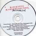 Alan Vega 70th Vinyl Series: Limited Edition radio CD 2