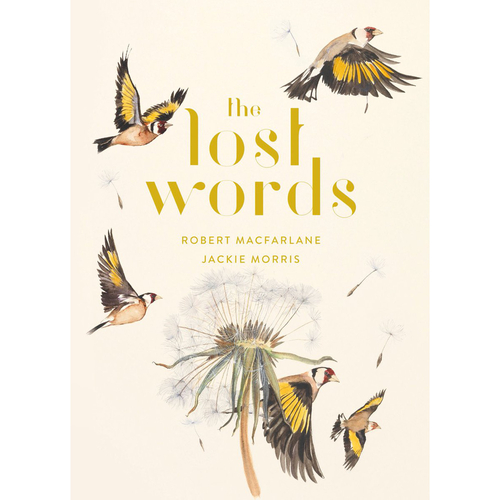 The Lost Words by Robert Macfarlane and Jackie Morris