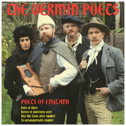 Vermin Poets - Poets Of England