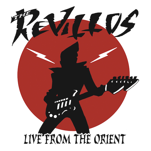 The Revillos! - Live From the Orient