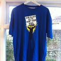 Nine Black Alps Blue I Want Your Soul Tshirt