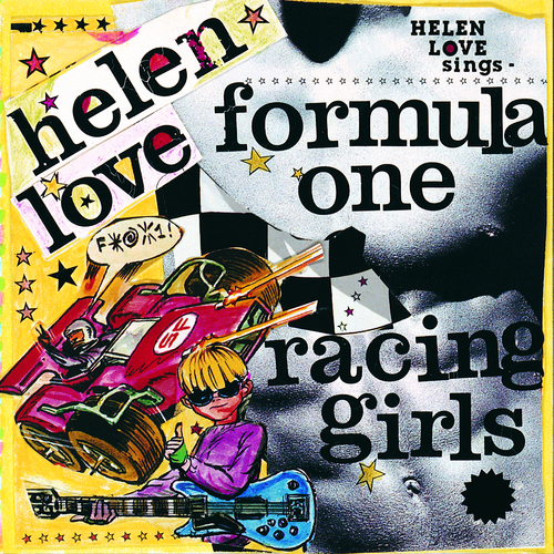 Helen Love - Formula 1 Racing Girls