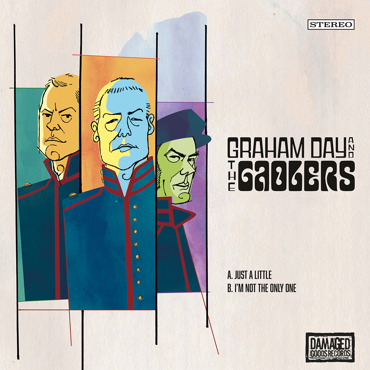 Graham Day And The Gaolers - Just A Little