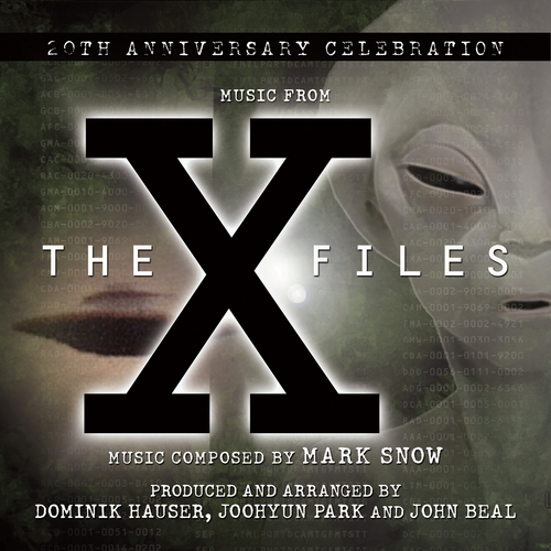 John Beal, Joohyun Park and Dominik Hauser - Music from The X Files: A 20th Anniversary Celebration