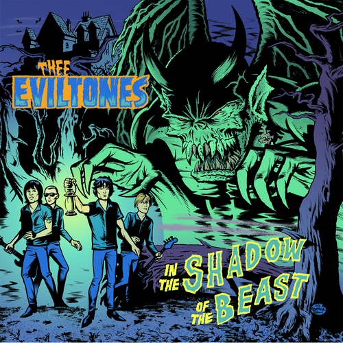 Thee Eviltones - THEE EVILTONES - In the Shadow of the Beast
