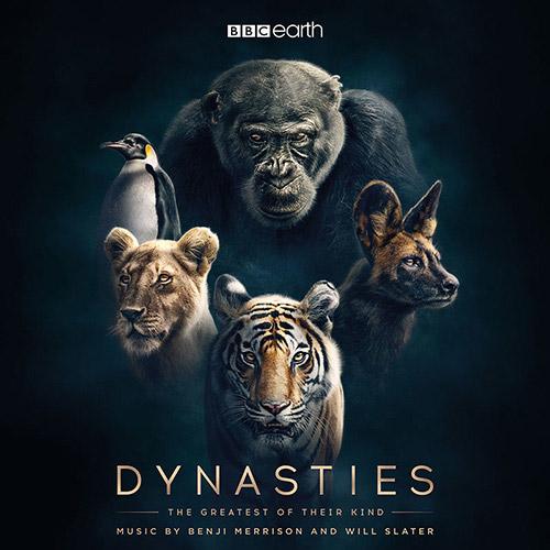 Benji Merrison & Will Slater - Dynasties (Original Television Soundtrack)