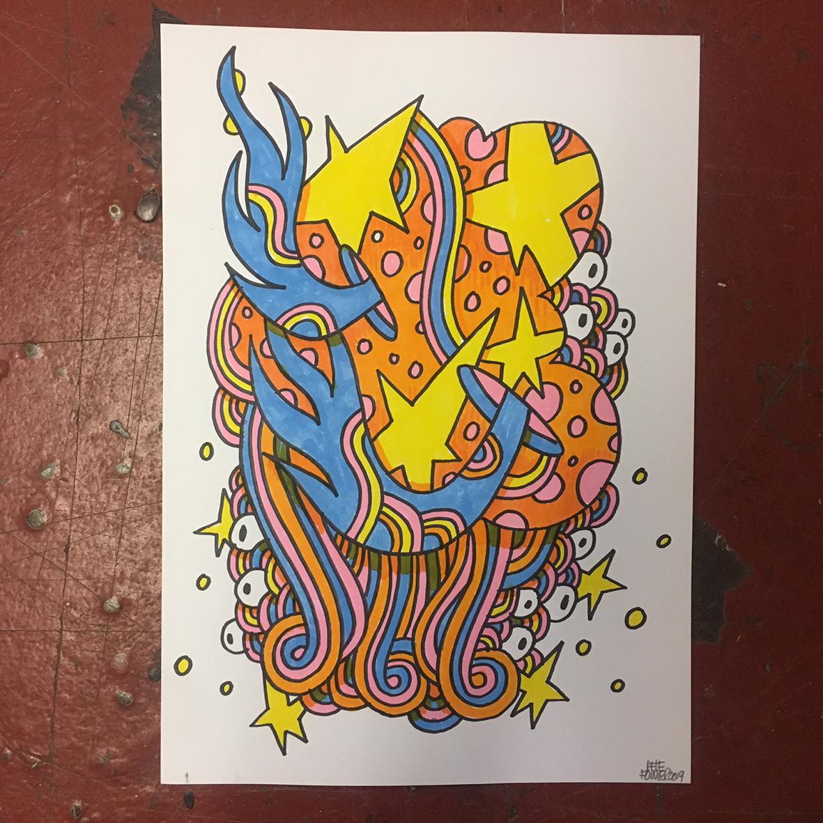 Amorf drawing