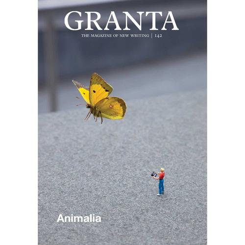 Granta 142: Animalia