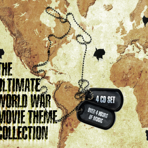 Various Artists - THE ULTIMATE WORLD WAR MOVIE THEME COLLECTION