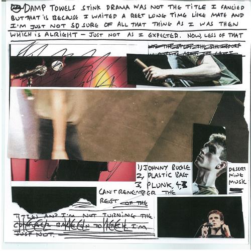 Mark Wynn - Damp Towels Stink Drama
