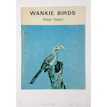 Wankie Birds A4 Giclee Print