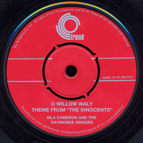 """Isla Cameron and The Raymonde Singers - O Willow Waly (Theme from """"The Innocents"""")"""