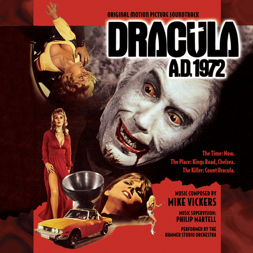 James Bernard - Dracula A.D. 1972 (Original Soundtrack Recording)